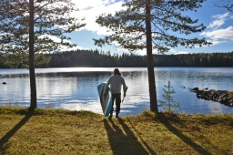 Video: Suppailua Suomen vesillä
