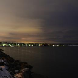 Kaupunki loistaa kirkkaampana kuin Kuu