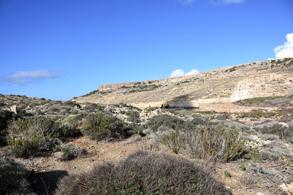 Haikkausmaisemia Maltalla