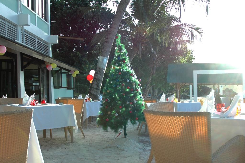 Joulu Seychelleilla