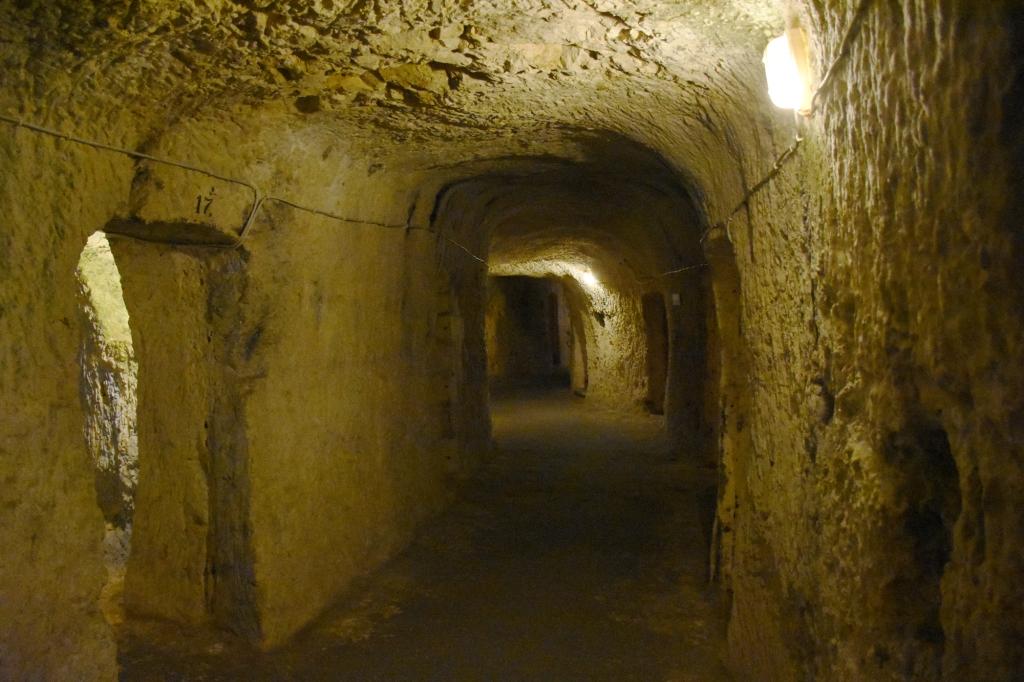 Rabat ja maanalaiset katakombit