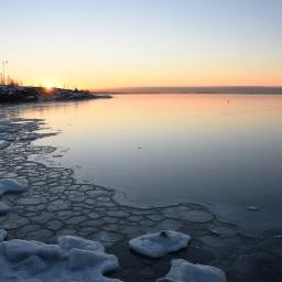 Helsingin saaret: Talviset Uunisaari & Liuskasaari