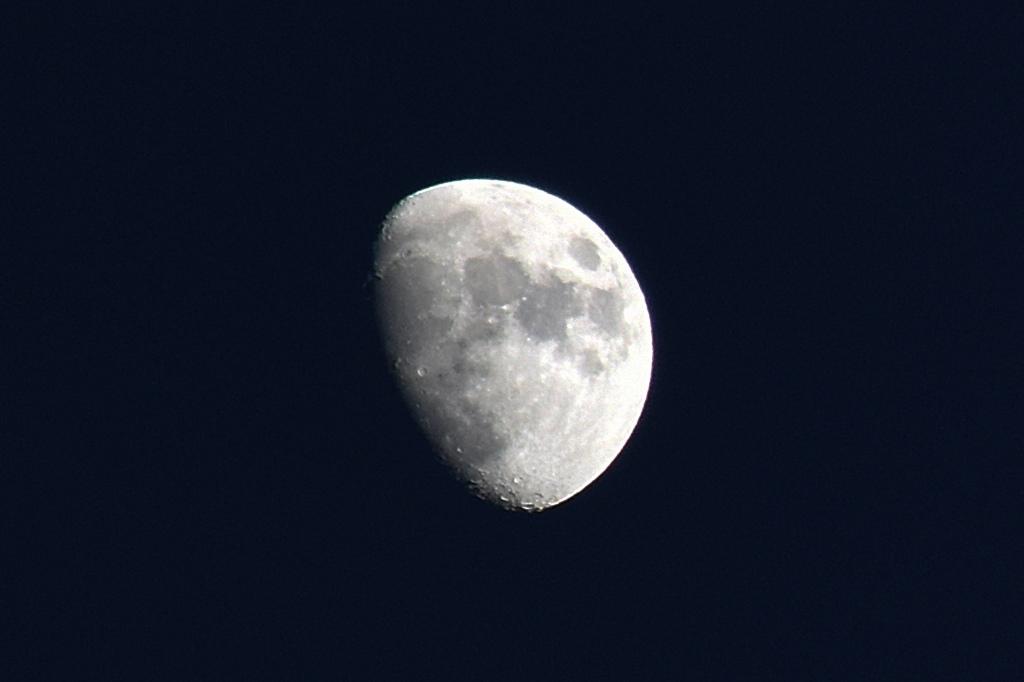Kuun lähikuva