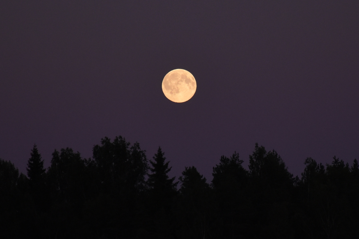 Kuun Kuvaaminen