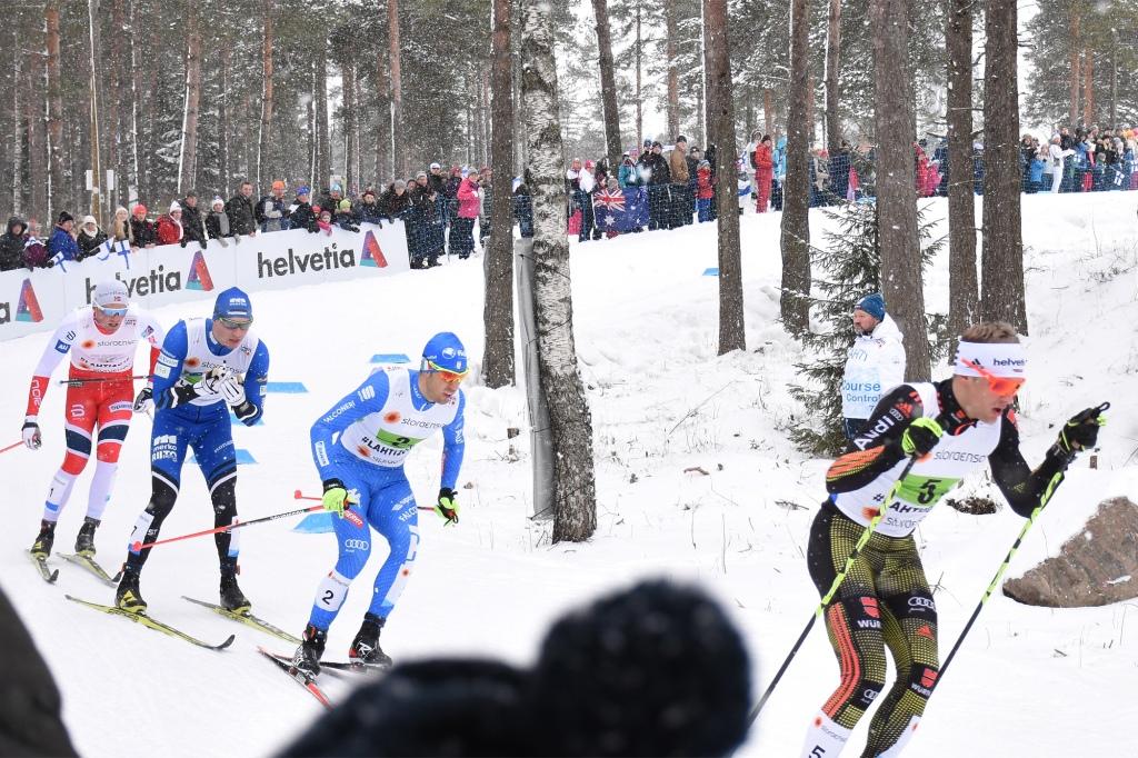 Vauhdin hurmaa Lahti2017