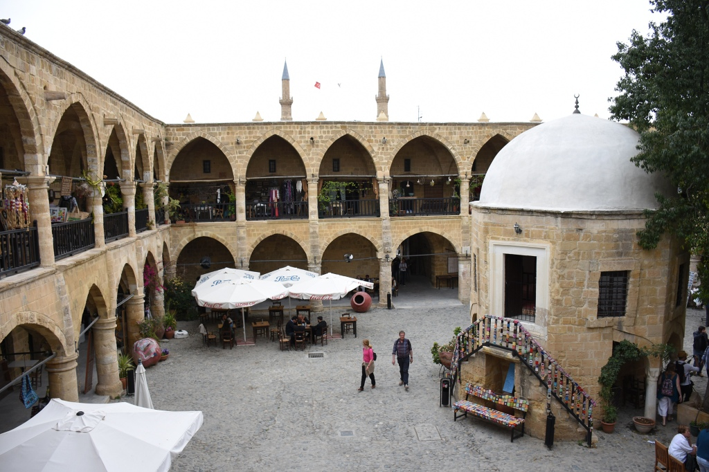 Büyük Han Nikosia