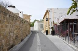 Kahtiajakautunut Kypros ja Nikosian kaupunki