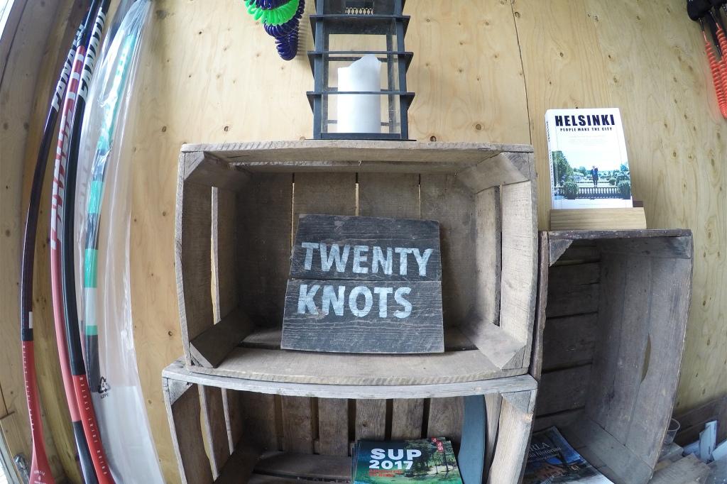 TwentyKnots toimisto
