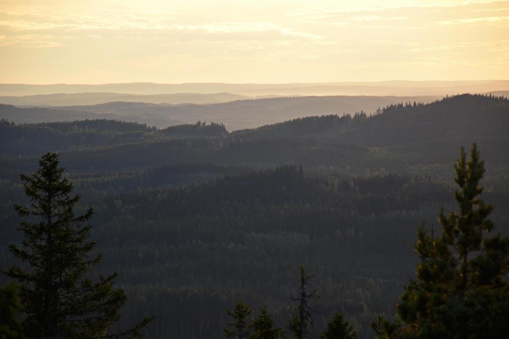 Auringonnousu Akka-Koli