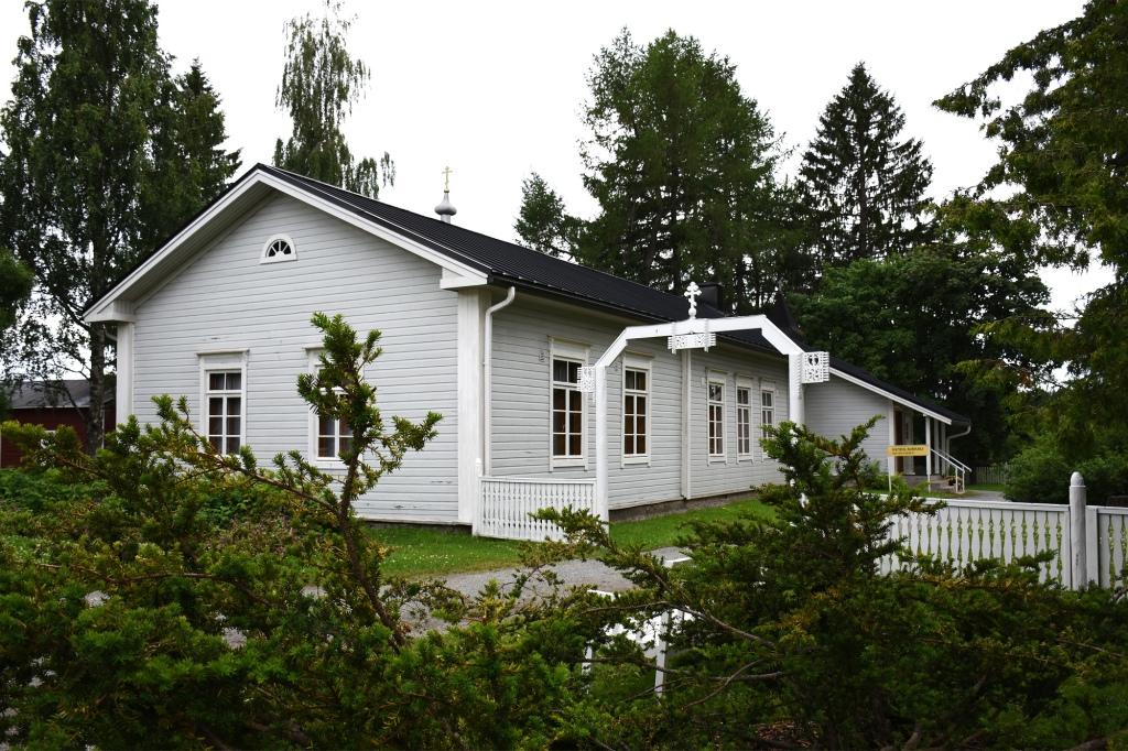 Valamon vanha kirkko