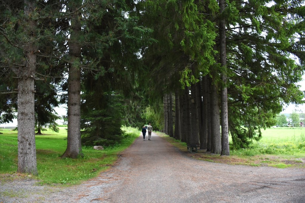 Valamon luostarin rauhaa