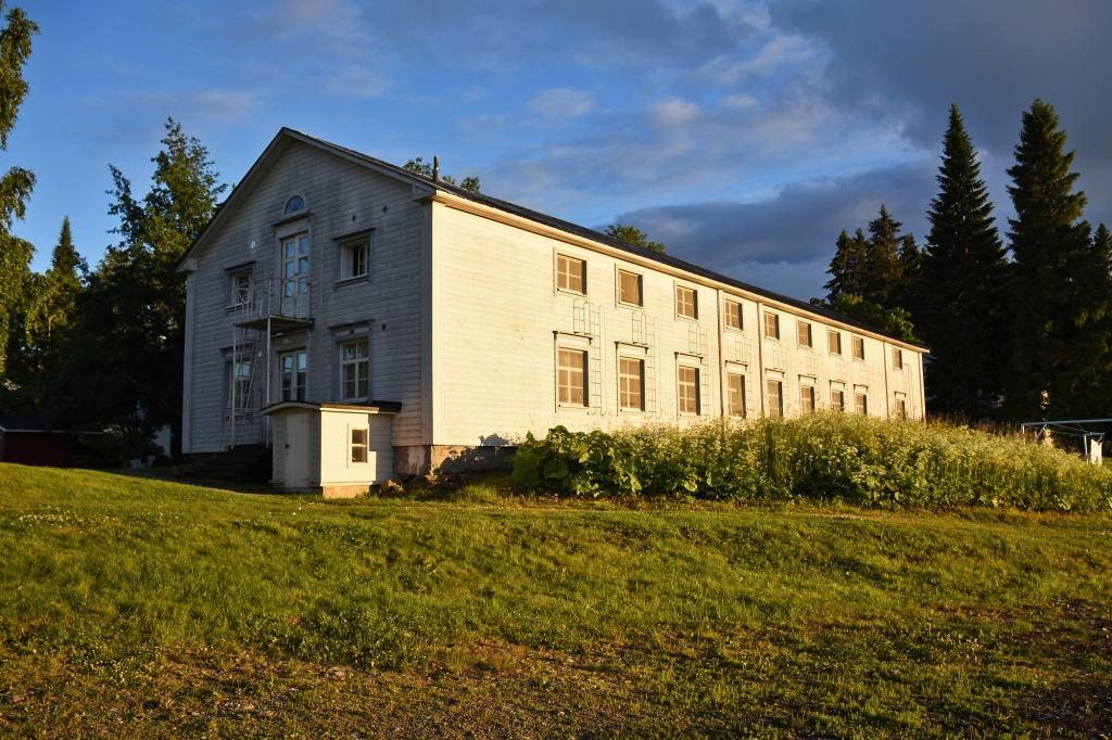 Valkoinen vierasmaja Valamo