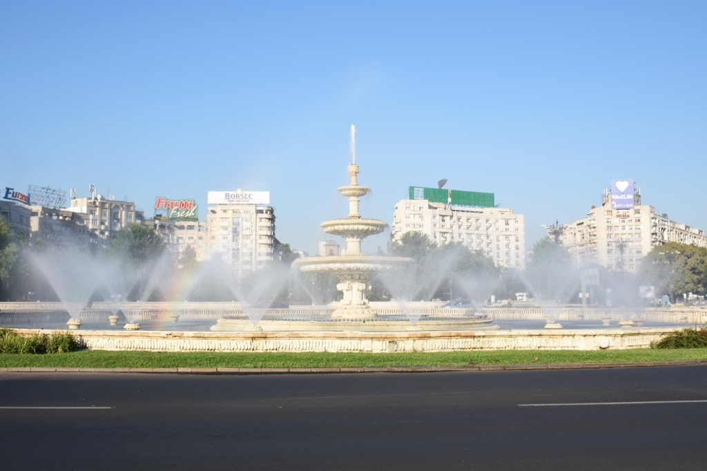 Bukarest Fântâna lui Bucur