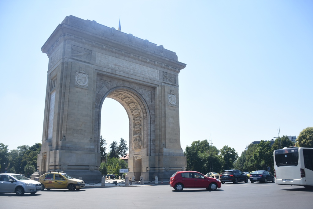Bukarestin riemukaari