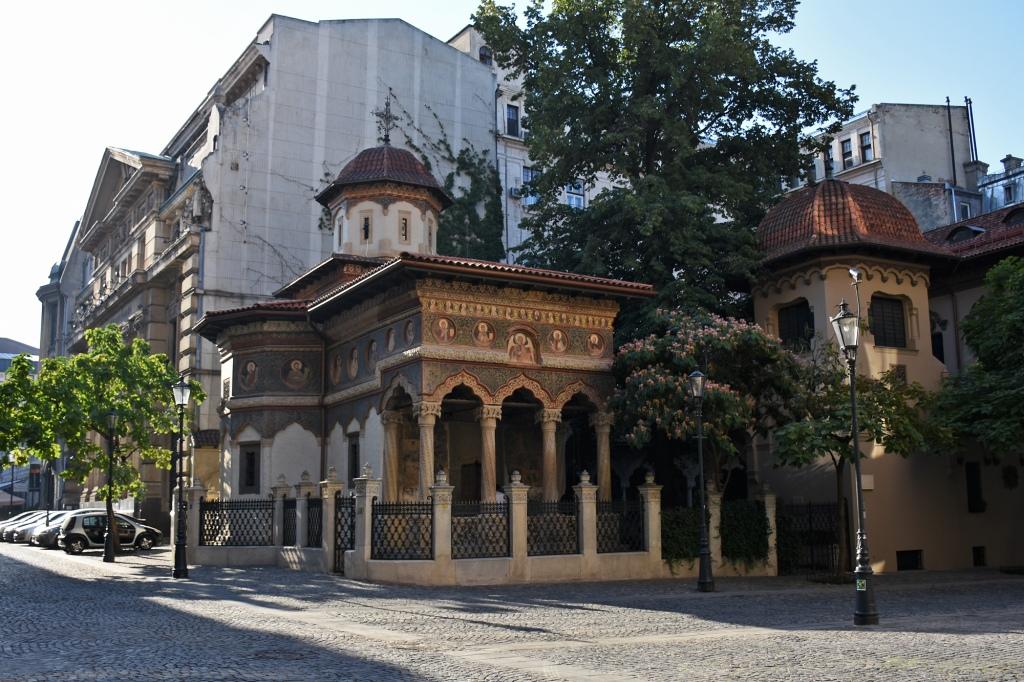 Stavropoleos-luostari