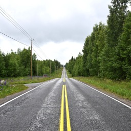 Viikon road trip Suomen kansallismaisemissa