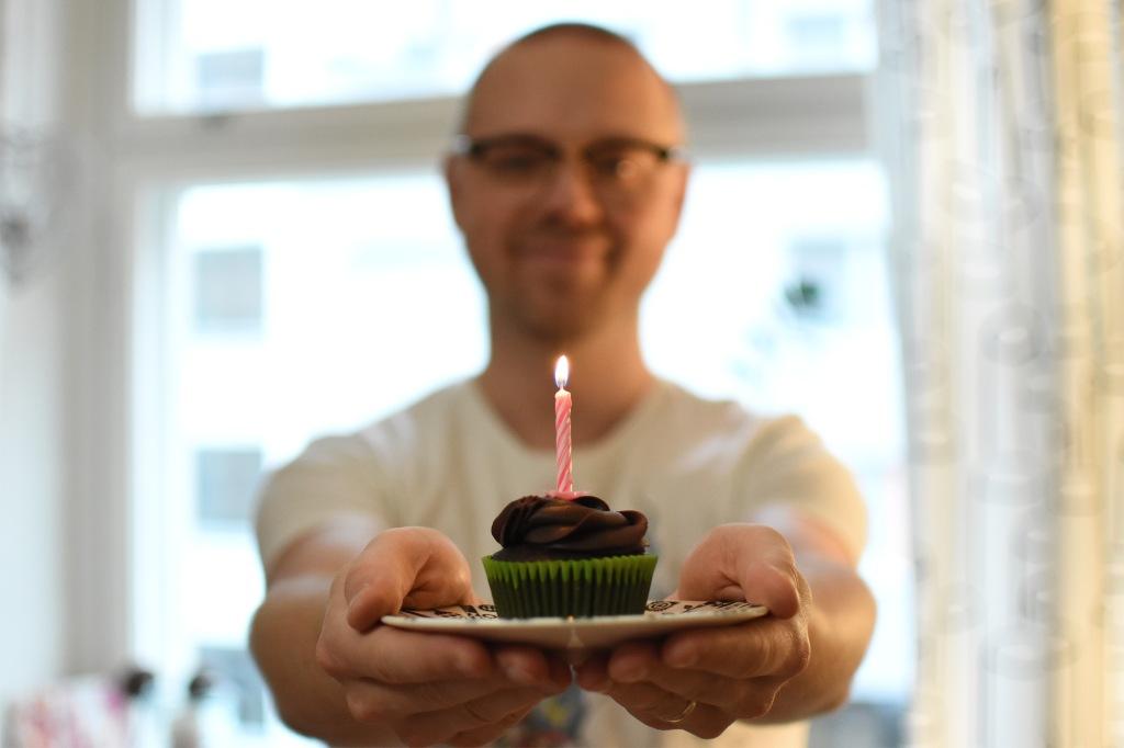 Blogi yksi vuotta