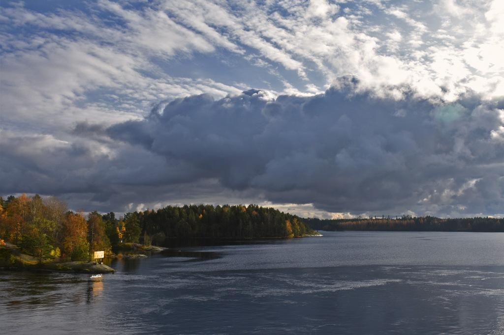 Syyspilvet Savonlinna
