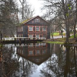 Syysreissu Fiskarsin ruukkikylään