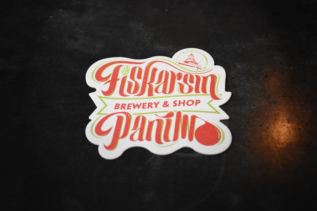 Fiskarsin Panimo logo