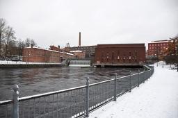 Tammerkoski, Finlayson ja työläisen Tampere