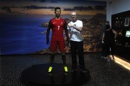CR7 Museu ja Cristiano Ronaldo -palvontaa Madeiralla
