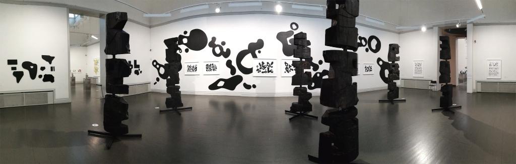 EGS - puut näyttelyssä