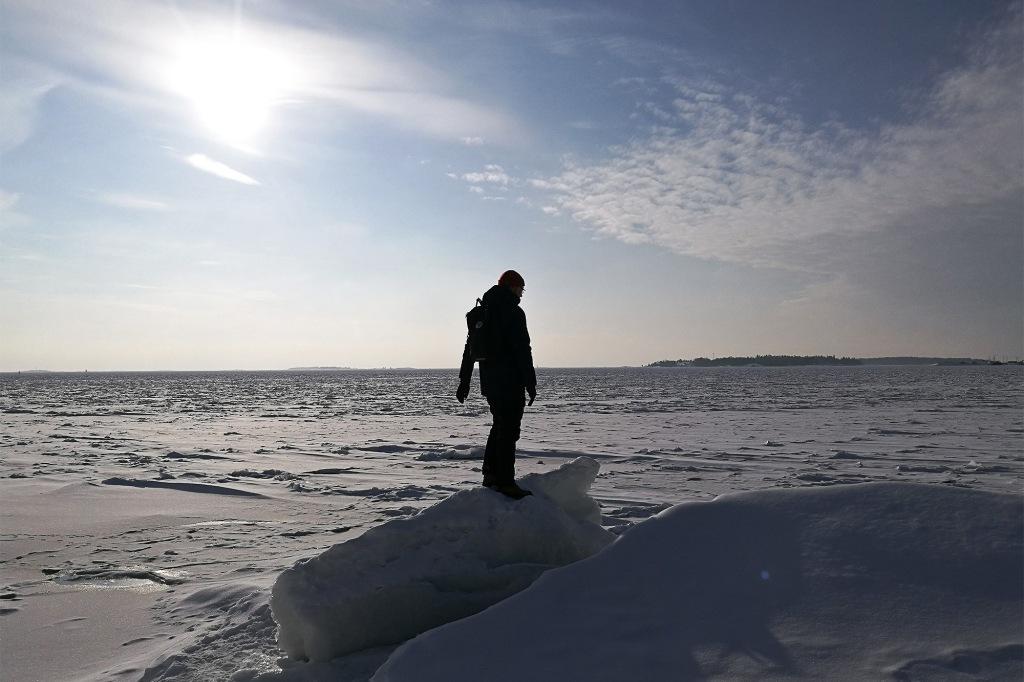 Antti jäällä