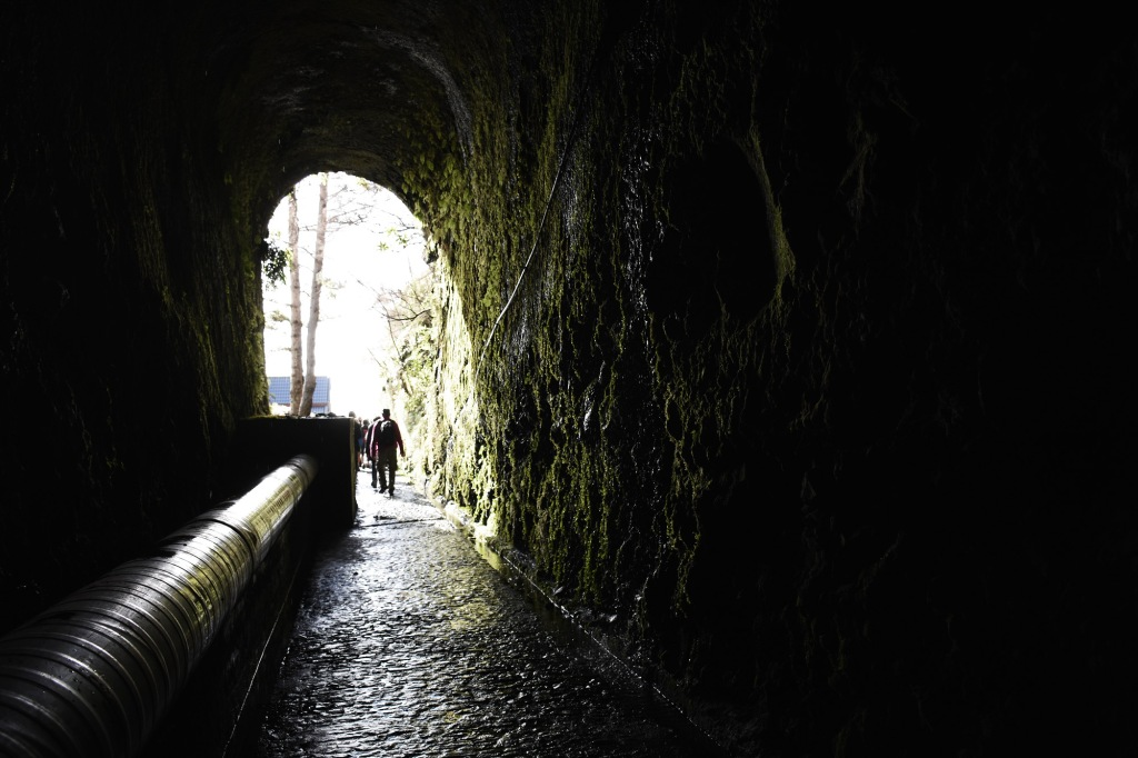 Levada tunneli