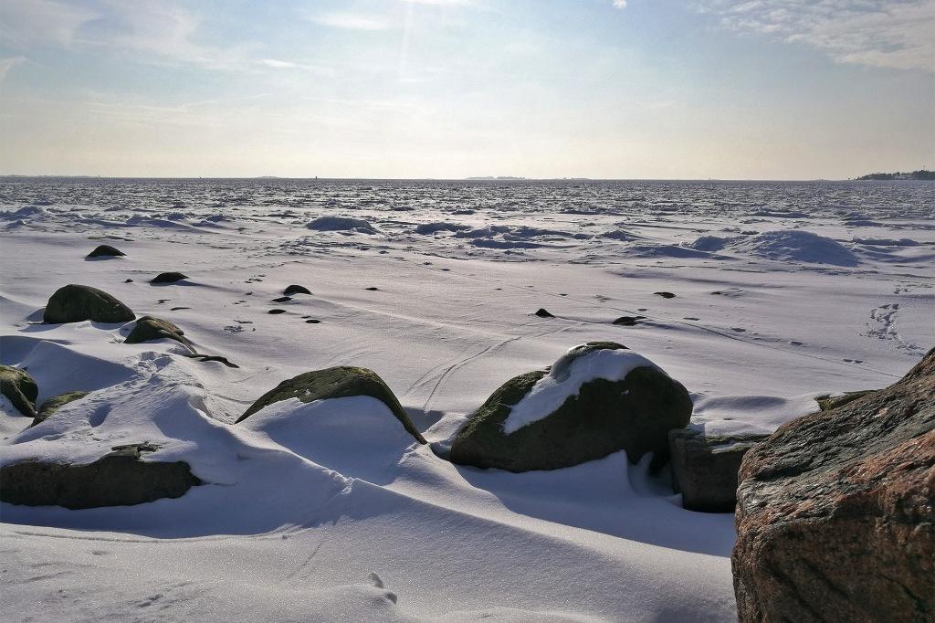 Luminen meri