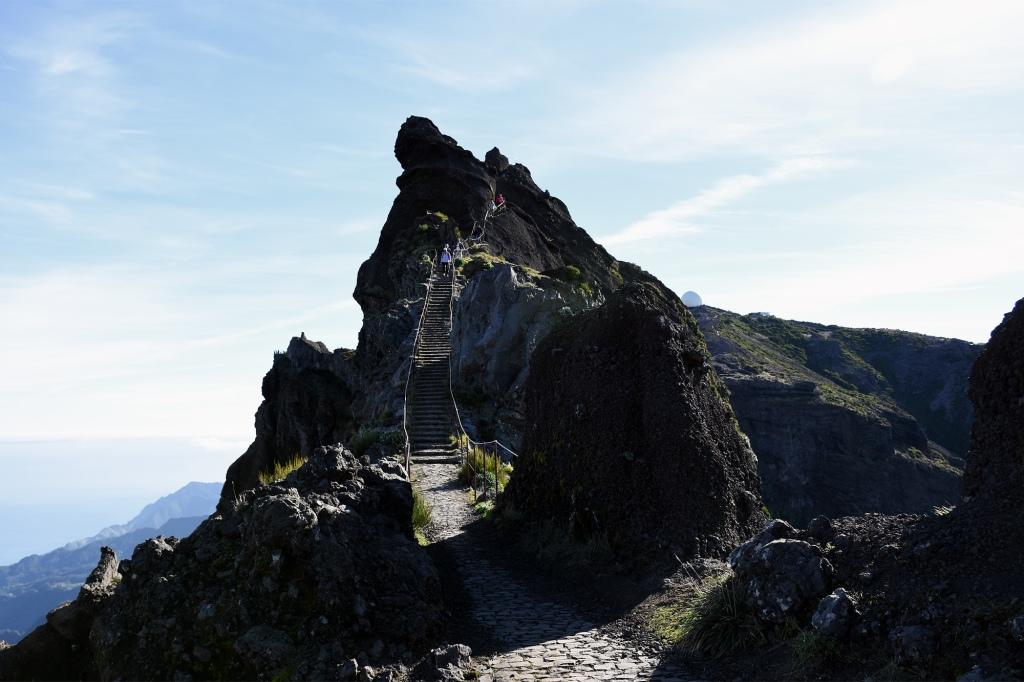 Madeira vuoret