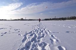 Talvinen Helsinki: jääkävelyä ja saarivierailuja