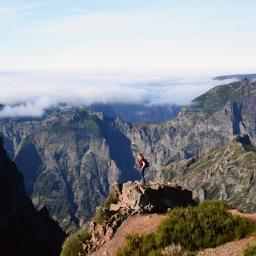 Vuorivaellus Madeiralla: Pico do Arieirolta Pico Ruivolle