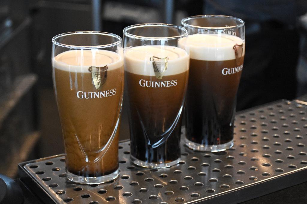 Guinness-tuopilliset valmistuvat