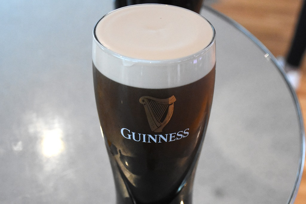 Tuopillinen Guinnessiä