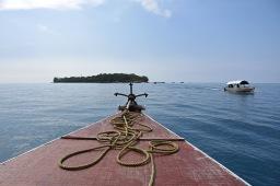 Vierailu Sansibarin Prison Islandilla, eli Changuu-saaressa