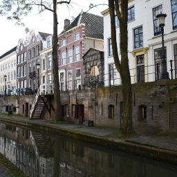 Kaupunkikierros Utrechtissa: kanaaleja ja charmikasta tunnelmaa