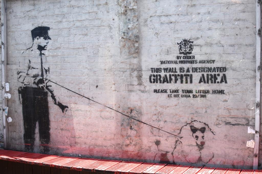 Banksy Cargo