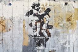 Banksyn jalanjäljillä Lontoon Shoreditchissä ja vähän shoppailuakin