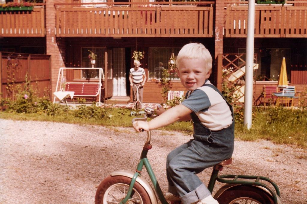 Oulunkylä kesällä 1983