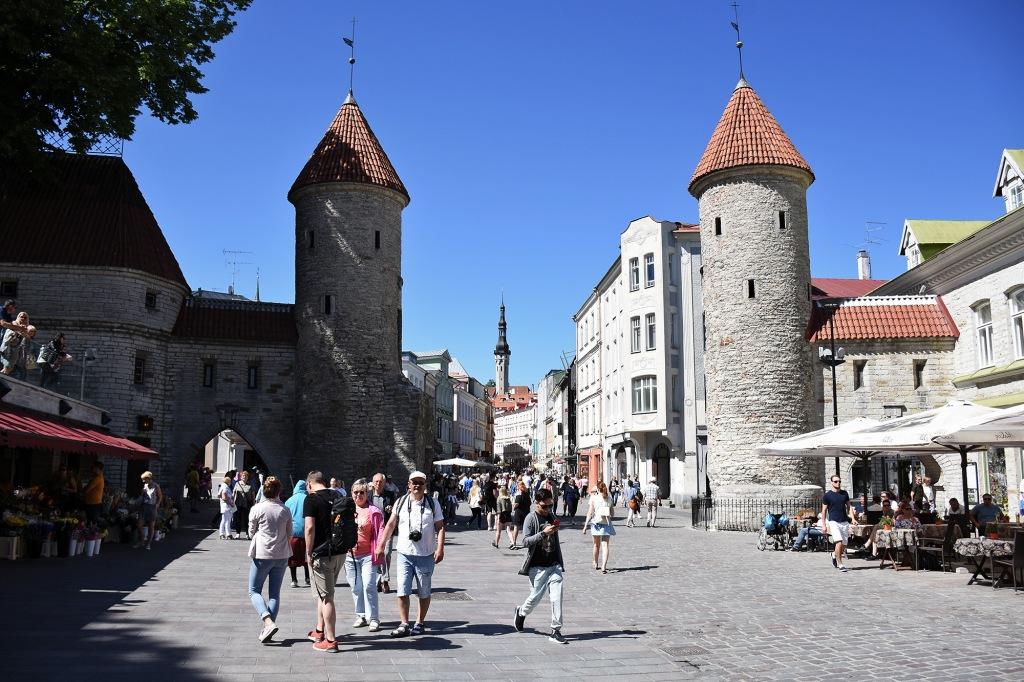 Tallinna tornit