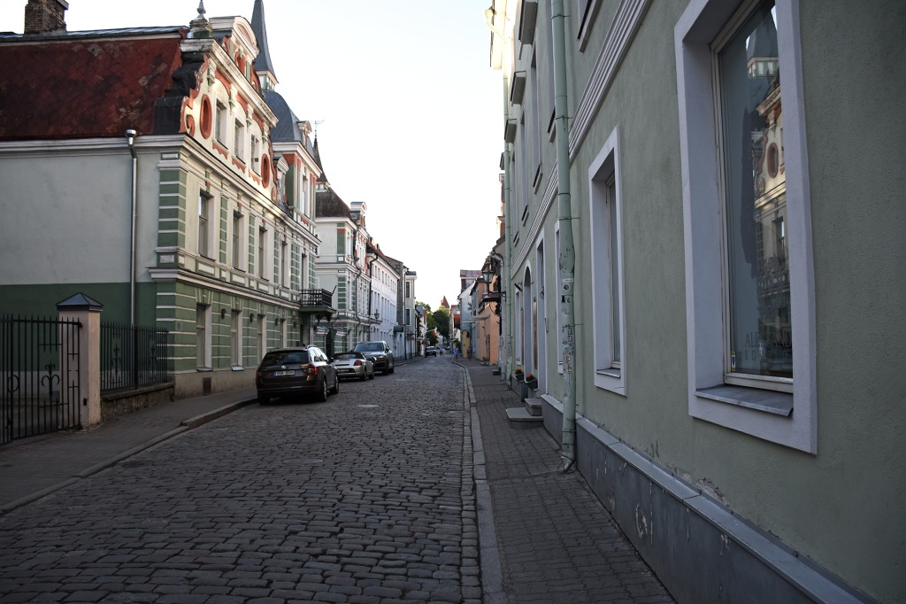Tallinnan vanhakapunki