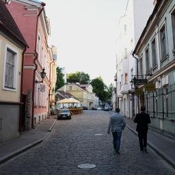 Keskiaikaista tunnelmaa ja moderneja makuja Tallinnassa