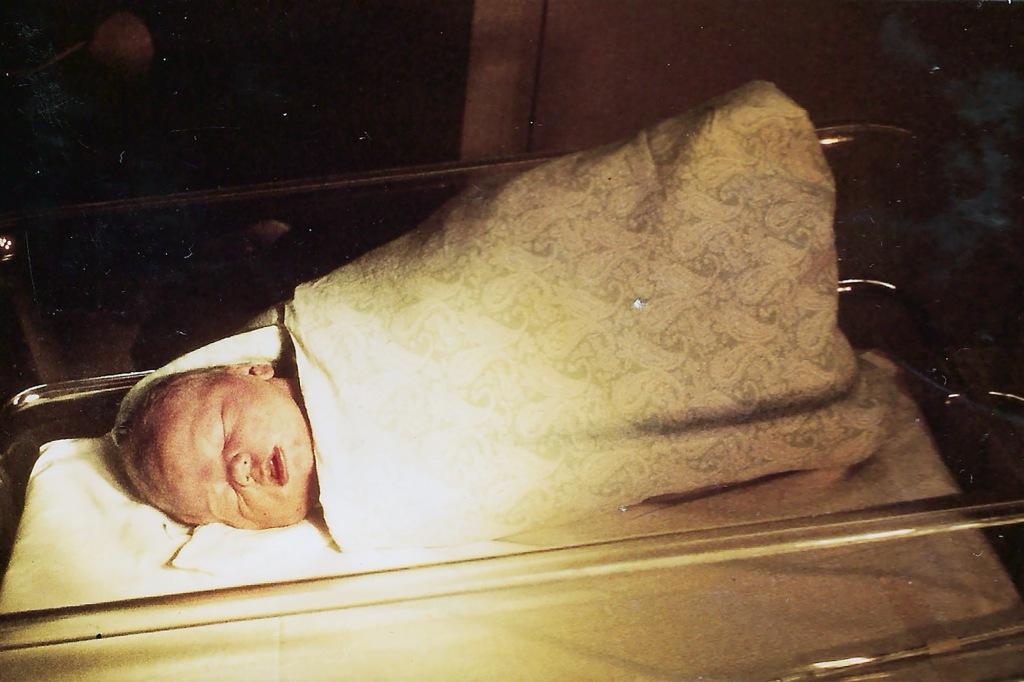 Antti syntymä