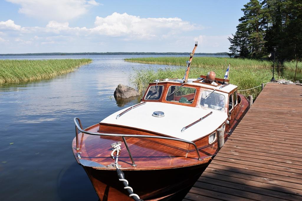 Arla-vene Pyhtäällä