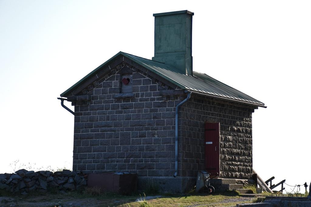 Bengtskärin sauna