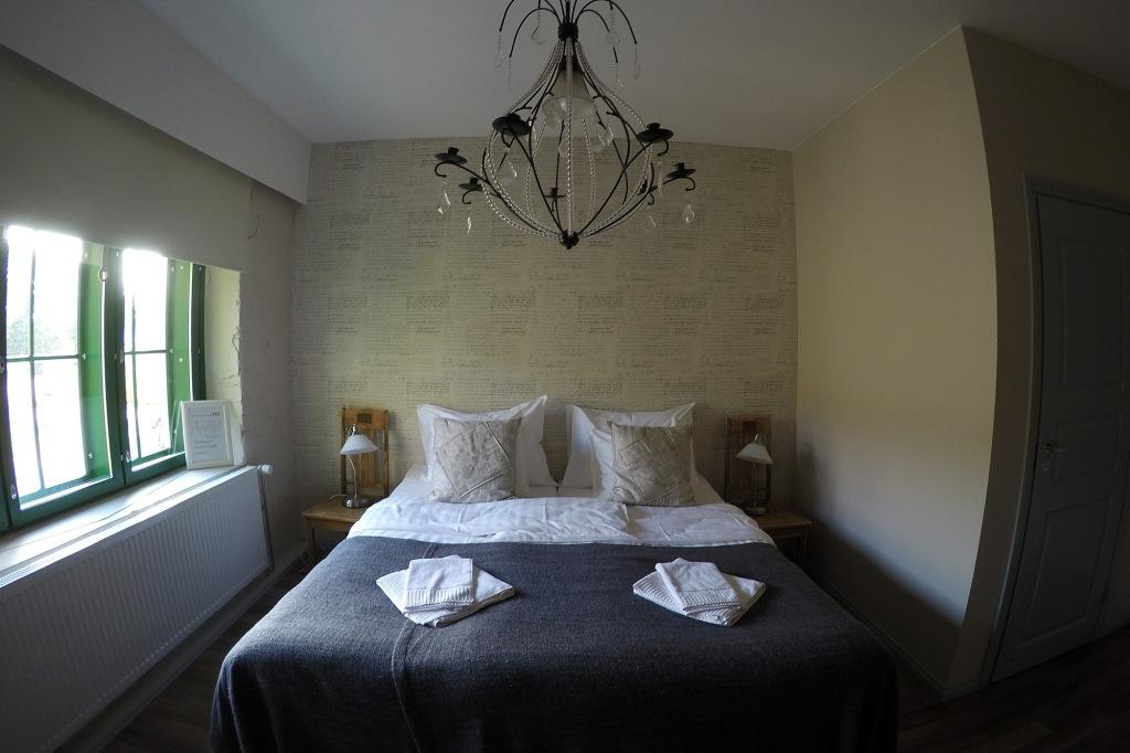Hotel Mathildedalin huone