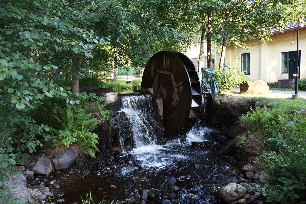 Mathildedalin puron pato ja niskaratas