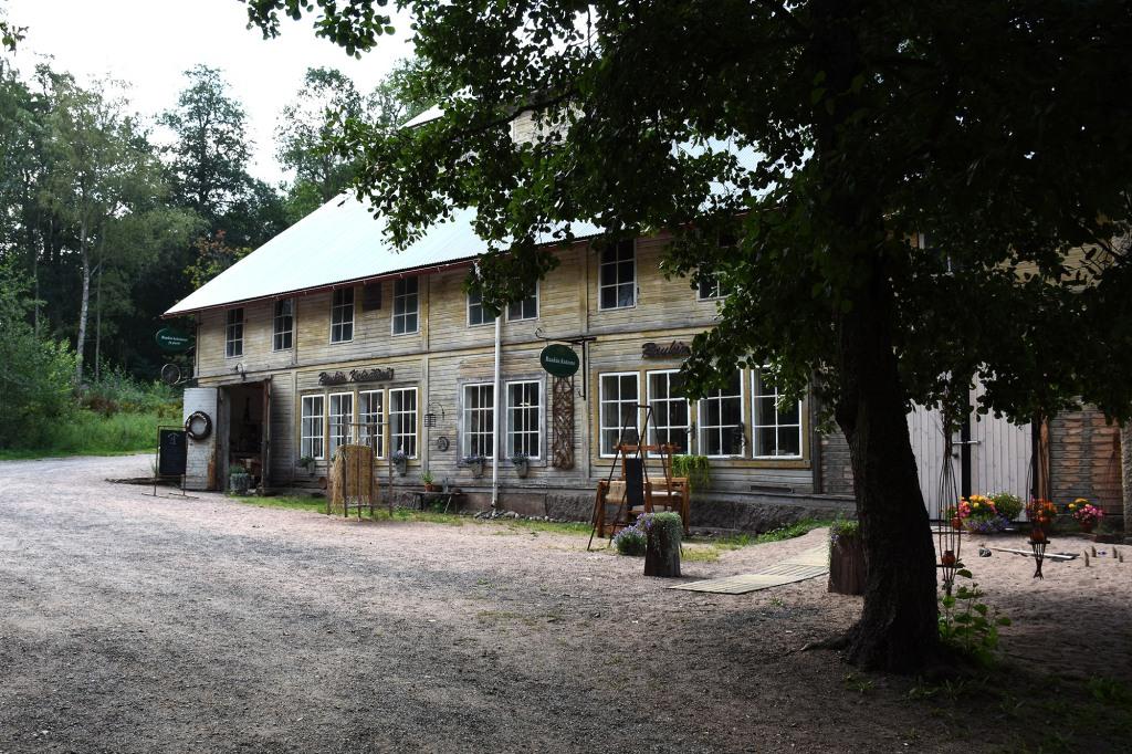 Mathildedalin puusepänverstas