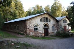 Mathildedalin ruukkikylän tunnelmissa